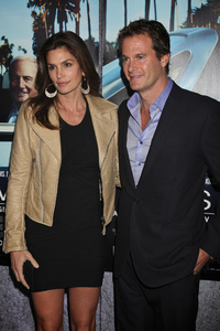 """His Way"" Premiere Cindy Crawford, Rande Gerber  3-22-2011 / HBO / Paramount Theater / Hollywood CA / Photo by Imeh Akpanudosen - Image 24043_0203"