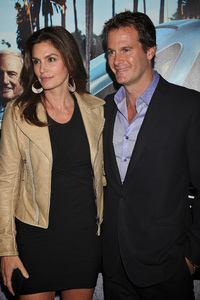 """His Way"" Premiere Cindy Crawford, Rande Gerber  3-22-2011 / HBO / Paramount Theater / Hollywood CA / Photo by Imeh Akpanudosen - Image 24043_0204"