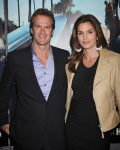 """His Way"" Premiere Rande Gerber, Cindy Crawford 3-22-2011 / HBO / Paramount Theater / Hollywood CA / Photo by Imeh Akpanudosen - Image 24043_0209"