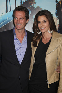 """His Way"" Premiere Rande Gerber, Cindy Crawford 3-22-2011 / HBO / Paramount Theater / Hollywood CA / Photo by Imeh Akpanudosen - Image 24043_0213"