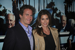 """His Way"" Premiere Rande Gerber, Cindy Crawford 3-22-2011 / HBO / Paramount Theater / Hollywood CA / Photo by Imeh Akpanudosen - Image 24043_0222"