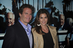 """His Way"" Premiere Rande Gerber, Cindy Crawford 3-22-2011 / HBO / Paramount Theater / Hollywood CA / Photo by Imeh Akpanudosen - Image 24043_0223"