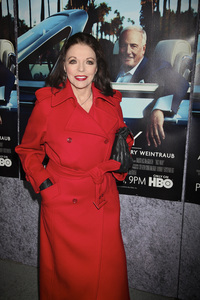 """""""His Way"""" Premiere Joan Collins 3-22-2011 / HBO / Paramount Theater / Hollywood CA / Photo by Imeh Akpanudosen - Image 24043_0235"""