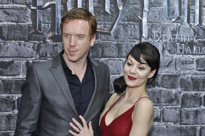 """Harry Potter: The Exhibition""Damian Lewis, Helen McCroy4-4-2011 / Discovery Times Square / New York NY / Warner Brothers / Photo by Eric Reichbaum - Image 24044_0029"