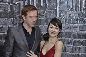 """""""Harry Potter: The Exhibition""""Damian Lewis, Helen McCroy4-4-2011 / Discovery Times Square / New York NY / Warner Brothers / Photo by Eric Reichbaum - Image 24044_0031"""