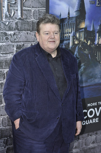 """""""Harry Potter: The Exhibition""""Robbie Coltrane4-4-2011 / Discovery Times Square / New York NY / Warner Brothers / Photo by Eric Reichbaum - Image 24044_0057"""