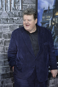 """""""Harry Potter: The Exhibition""""Robbie Coltrane4-4-2011 / Discovery Times Square / New York NY / Warner Brothers / Photo by Eric Reichbaum - Image 24044_0058"""