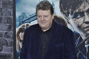 """""""Harry Potter: The Exhibition""""Robbie Coltrane4-4-2011 / Discovery Times Square / New York NY / Warner Brothers / Photo by Eric Reichbaum - Image 24044_0060"""