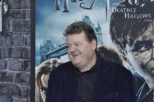 """""""Harry Potter: The Exhibition""""Robbie Coltrane4-4-2011 / Discovery Times Square / New York NY / Warner Brothers / Photo by Eric Reichbaum - Image 24044_0061"""