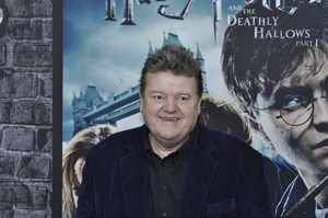 """""""Harry Potter: The Exhibition""""Robbie Coltrane4-4-2011 / Discovery Times Square / New York NY / Warner Brothers / Photo by Eric Reichbaum - Image 24044_0062"""