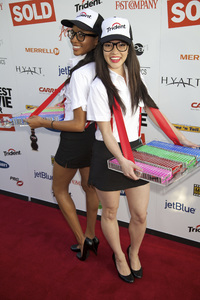 """""""The Greatest Movie Ever Sold"""" Premiere Trident models4-20-2011 / ArcLight Cinemas / Hollywood CA / Sony Pictures Classics / Photo by Imeh Akpanudosen - Image 24045_0005"""