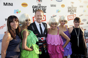 """""""The Greatest Movie Ever Sold"""" Premiere Morgan Spurlock4-20-2011 / ArcLight Cinemas / Hollywood CA / Sony Pictures Classics / Photo by Imeh Akpanudosen - Image 24045_0026"""