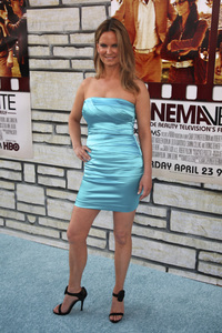 """Cinema Verite"" Premiere Danielle Sapia4-11-2011 / Paramount Theater / Hollywood CA / HBO / Photo by Imeh Akpanudosen - Image 24046_0008"