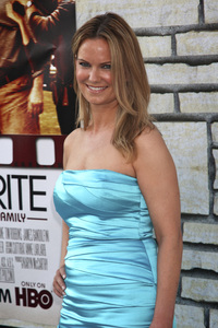 """Cinema Verite"" Premiere Danielle Sapia4-11-2011 / Paramount Theater / Hollywood CA / HBO / Photo by Imeh Akpanudosen - Image 24046_0011"