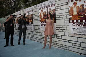"""""""Cinema Verite"""" Premiere Shanna Collins4-11-2011 / Paramount Theater / Hollywood CA / HBO / Photo by Imeh Akpanudosen - Image 24046_0116"""