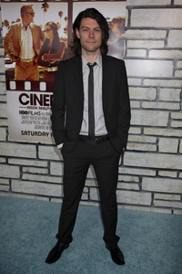 """Cinema Verite"" Premiere Patrick Fugit4-11-2011 / Paramount Theater / Hollywood CA / HBO / Photo by Imeh Akpanudosen - Image 24046_0168"