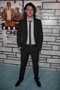 """Cinema Verite"" Premiere Patrick Fugit4-11-2011 / Paramount Theater / Hollywood CA / HBO / Photo by Imeh Akpanudosen - Image 24046_0168"