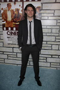 """Cinema Verite"" Premiere Patrick Fugit4-11-2011 / Paramount Theater / Hollywood CA / HBO / Photo by Imeh Akpanudosen - Image 24046_0169"