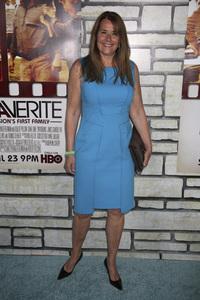 """Cinema Verite"" Premiere Lorraine Bracco4-11-2011 / Paramount Theater / Hollywood CA / HBO / Photo by Imeh Akpanudosen - Image 24046_0194"