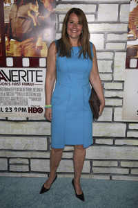 """Cinema Verite"" Premiere Lorraine Bracco4-11-2011 / Paramount Theater / Hollywood CA / HBO / Photo by Imeh Akpanudosen - Image 24046_0194"