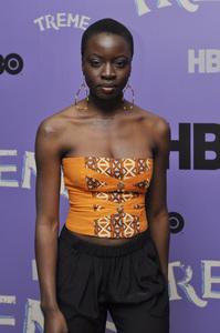 """""""Treme"""" PremiereDanai Gurira4-21-2011 / Museum of Modern Art / New York NY / HBO / Photo by Eric Reichbaum - Image 24047_0218"""