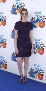 """Rio"" Premiere Anne Hathaway 4-10-2011 / Grauman"