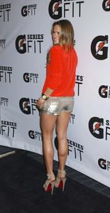 """Gatorade G Series Fit Launch"" PartyShantel VanSanten4-12-2011 / SLS Hotel / Hollywood CA / Photo by Gary Lewis - Image 24052_0097"