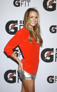 """Gatorade G Series Fit Launch"" PartyShantel VanSanten4-12-2011 / SLS Hotel / Hollywood CA / Photo by Gary Lewis - Image 24052_0102"