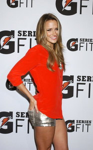 """Gatorade G Series Fit Launch"" PartyShantel VanSanten4-12-2011 / SLS Hotel / Hollywood CA / Photo by Gary Lewis - Image 24052_0103"