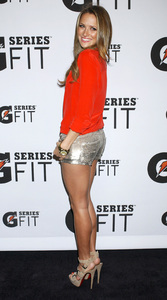 """Gatorade G Series Fit Launch"" PartyShantel VanSanten4-12-2011 / SLS Hotel / Hollywood CA / Photo by Gary Lewis - Image 24052_0104"