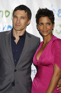 """""""Jenesse Silver Rose Luncheon""""     Olivier Martinez, Halle Berry4-17-2011 / Beverly Hills Hotel / Beverly Hills CA / Photo by Gary Lewis - Image 24054_0020"""