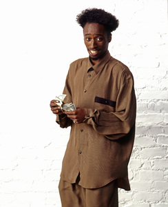 Eddie Griffin1993 © 1993 Bobby Holland - Image 24055_0002