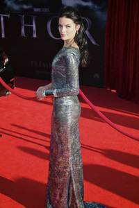 """Thor"" Premiere Jaimie Alexander 5-2-2011 / El Capitan Theater / Hollywood CA / Paramount Pictures / Photo by Imeh Akpanudosen - Image 24059_0036"