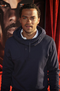 """Thor"" Premiere Jesse Williams 5-2-2011 / El Capitan Theater / Hollywood CA / Paramount Pictures / Photo by Imeh Akpanudosen - Image 24059_0101"