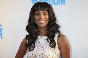 """""""Jumping the Broom"""" Premiere Tasha Smith5-4-2011 /ArcLight Cinerama Dome / Hollywood CA / Sony Pictures / Photo by Imeh Akpanudosen - Image 24060_0023"""