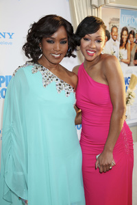 """Jumping the Broom"" Premiere Angela Bassett, Meagan Good5-4-2011 /ArcLight Cinerama Dome / Hollywood CA / Sony Pictures / Photo by Imeh Akpanudosen - Image 24060_0098"