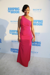 """""""Jumping the Broom"""" Premiere Meagan Good5-4-2011 /ArcLight Cinerama Dome / Hollywood CA / Sony Pictures / Photo by Imeh Akpanudosen - Image 24060_0110"""
