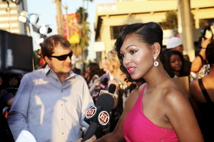 """""""Jumping the Broom"""" Premiere Meagan Good5-4-2011 /ArcLight Cinerama Dome / Hollywood CA / Sony Pictures / Photo by Imeh Akpanudosen - Image 24060_0128"""