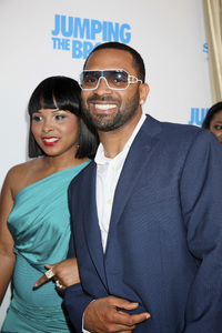 """""""Jumping the Broom"""" Premiere Michelle McCain, Mike Epps5-4-2011 /ArcLight Cinerama Dome / Hollywood CA / Sony Pictures / Photo by Imeh Akpanudosen - Image 24060_0181"""