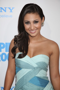 """Jumping the Broom"" PremiereFrancia Raisa5-4-2011 /ArcLight Cinerama Dome / Hollywood CA / Sony Pictures / Photo by Imeh Akpanudosen - Image 24060_0235"