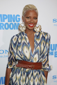"""Jumping the Broom"" Premiere Eva Pigford5-4-2011 /ArcLight Cinerama Dome / Hollywood CA / Sony Pictures / Photo by Imeh Akpanudosen - Image 24060_0239"