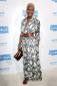 """Jumping the Broom"" Premiere Eva Pigford5-4-2011 /ArcLight Cinerama Dome / Hollywood CA / Sony Pictures / Photo by Imeh Akpanudosen - Image 24060_0243"