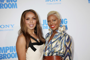 """""""Jumping the Broom"""" Premiere Eva Pigford5-4-2011 /ArcLight Cinerama Dome / Hollywood CA / Sony Pictures / Photo by Imeh Akpanudosen - Image 24060_0245"""
