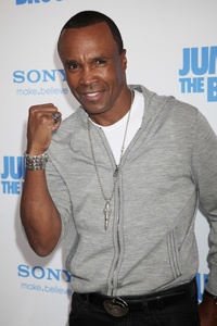 """Jumping the Broom"" Premiere Sugar Ray Leonard5-4-2011 /ArcLight Cinerama Dome / Hollywood CA / Sony Pictures / Photo by Imeh Akpanudosen - Image 24060_0258"