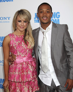 """""""Jumping the Broom"""" Premiere Chelsie Hightower, Romeo Miller5-4-2011 /ArcLight Cinerama Dome / Hollywood CA / Sony Pictures / Photo by Imeh Akpanudosen - Image 24060_0272"""