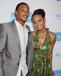 """""""Jumping the Broom"""" Premiere Romeo Miller, Christina Milian5-4-2011 /ArcLight Cinerama Dome / Hollywood CA / Sony Pictures / Photo by Imeh Akpanudosen - Image 24060_0273"""