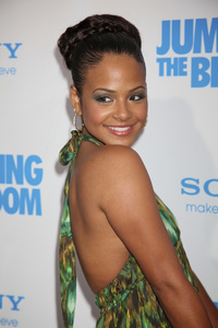 """""""Jumping the Broom"""" Premiere Christina Milian5-4-2011 /ArcLight Cinerama Dome / Hollywood CA / Sony Pictures / Photo by Imeh Akpanudosen - Image 24060_0278"""