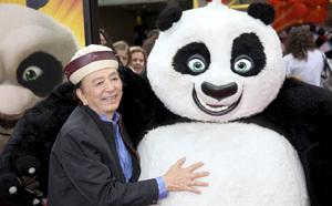 """""""Kung Fu Panda 2"""" PremiereJames Hong5-22-2011 / Mann"""