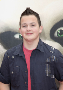 """""""Kung Fu Panda 2"""" Premiere Noah Munck 5-22-2011 / Mann"""