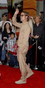 """Kung Fu Panda 2"" Premiere Brad Pitt5-22-2011 / Mann"